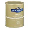 Ghirardelli Vanilla Premium Frappe Mix - 3lb Can