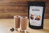 Monin Natural Frappe Base - 3lb Bulk Bag: Chocolate
