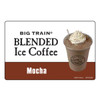 Big Train Blended Ice Coffee: Mocha - 2 lb. Can