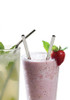Eco Friendly Stainless Steel Straw - Straight (Large Diameter) - Pack of 4