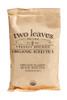 Two Leaves Tea: Organic Black - Box of 24 3oz. Pouches Loose Leaf Iced Tea