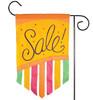 Sale! - Garden Applique Flag by Toland
