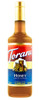 Torani Honey Sweetener - 750ml Plastic Bottle Case