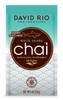 David Rio Chai (Endangered Species) - Single Serve: White Shark Chai