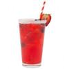 Monin Pour-Over Fruit Smoothies: 46oz Carton: Strawberry