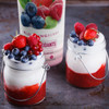 SmartFruit - 100% Real Fruit Puree: 48 fl. oz. Bottle: Blooming Berry