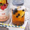 SmartFruit - 100% Real Fruit Puree: 48 fl. oz. Bottle: Tropical Harmony