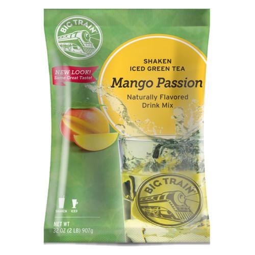 Big Train Shaken Tea - 2 lb. Bulk Bag: Mango Passion