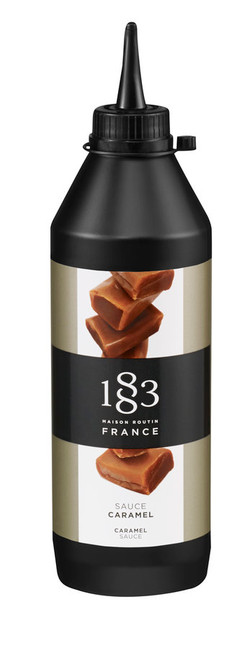 1883 Sauce: 500mL Squeeze Bottle - Caramel