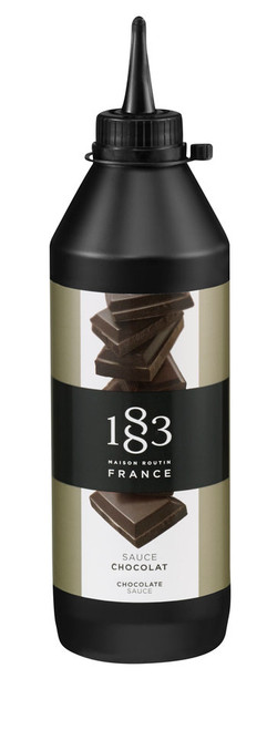 1883 Sauce: 500mL Squeeze Bottle - Chocolate