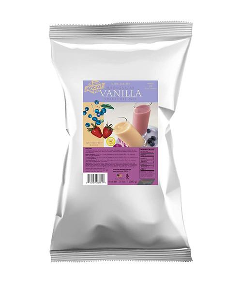 MoCafe - Smoothie Base - 3 lb. Bag: Non-Dairy Madagascar Vanilla