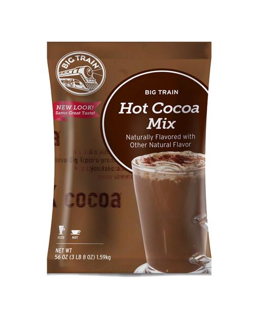 Big Train Dark Cocoa Powder - 3.5 lb. Bulk Bag