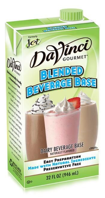 Jet Smoothies - Blended Beverage Base - Case
