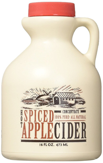 Mountain Cider Spiced Apple Cider Concentrate Case