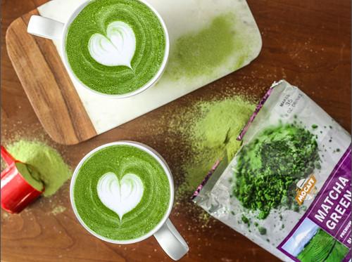 MoCafe - Matcha Green Tea - Premium Tea Latte - 3 lb. Bulk Bag