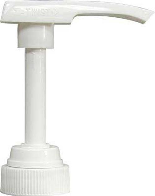 Monin Glass Bottle Pump Lid