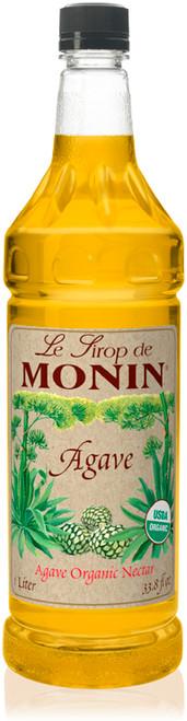 Monin Syrup - Agave Nectar Sweetener