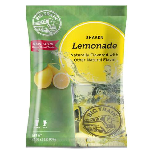 Big Train Shaken Lemonade in a Bag - 2 lb. Bulk Bag