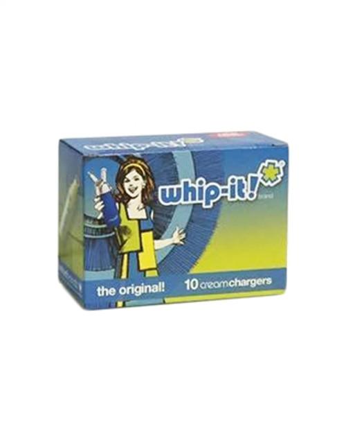 Whip-it! Cream Charger (Screw Valve) - 10ct Box