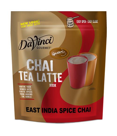DaVinci Gourmet Chai Tea Latte - 3 lb. Bulk Bag: East India Spice