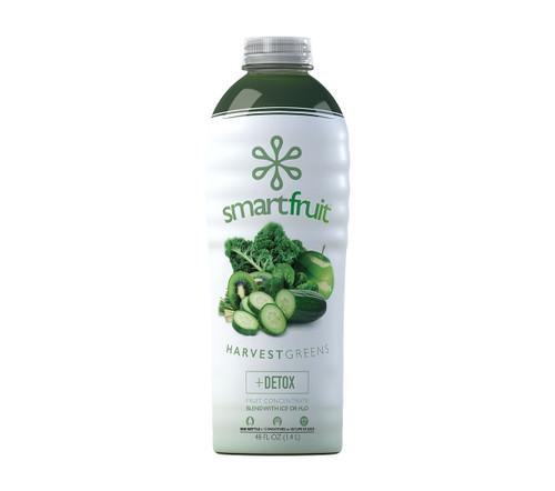 SmartFruit - 100% Real Fruit Puree: 48 fl. oz. Bottle: Harvest Greens