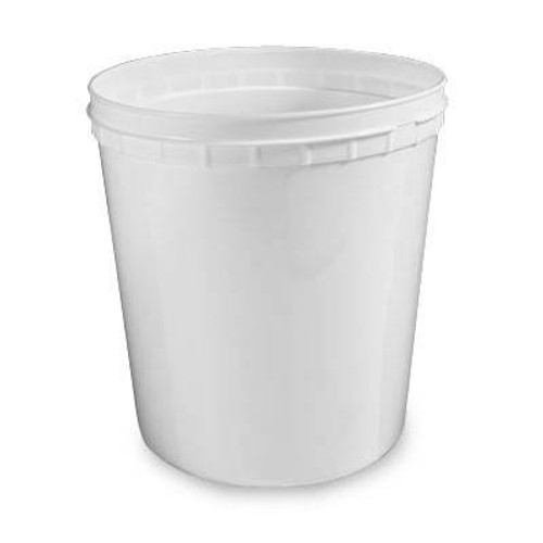 1 Gallon (128 oz) BPA Free Food Grade Round Container (T700128CP) - 150 count - case