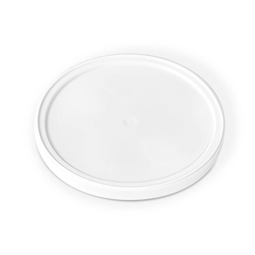 L610L - Food Grade Round Lids ONLY with Long Skirt - Various colors - 450 count - Case