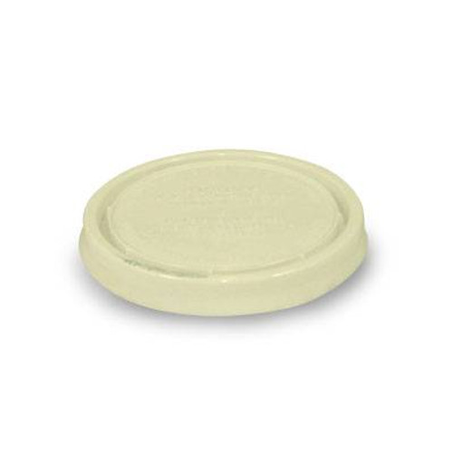 L206PR - Food Grade Pry-Off Lids ONLY - White - 3000 count - Case