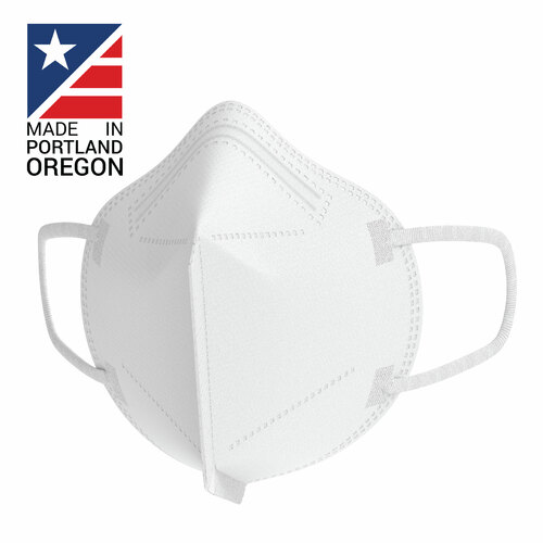 N95 Face Mask-White-10 Pack
