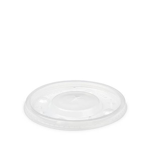Single-use Spill Resistant Lids for Versalite� Polypropylene (PP) Cold Cups - Various Sizes - Case