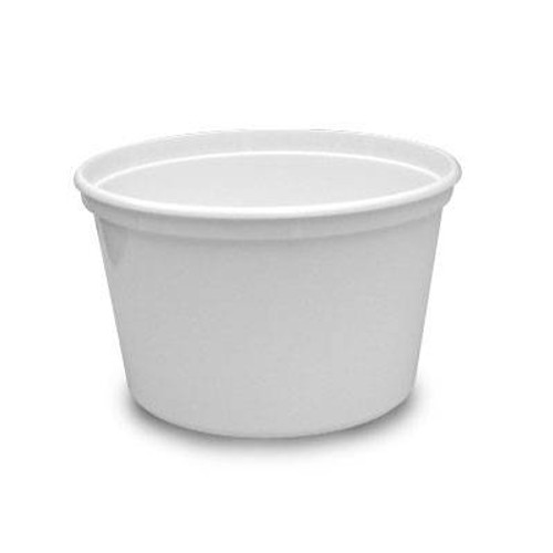 16 oz. BPA Free Food Grade Round Container (T41016CP) - 500 count - case