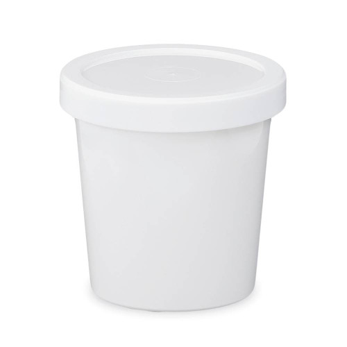 16 oz. BPA Free Food Grade Freezer Grade Round Container with Lid (T31416FCP & T31416FCLCP)- starting quantity 30 count - FREE SHIPPING