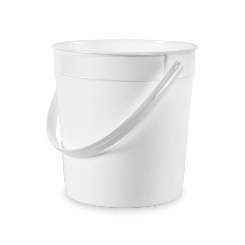 1/4 Gallon (32 oz.) BPA Free Food Grade Round Bucket (T41032B) - 250 count - case
