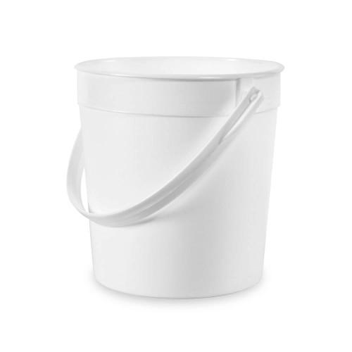 1/4 Gallon (32 oz.) BPA Free Food Grade Round Bucket (T41032B) - 250 count - case