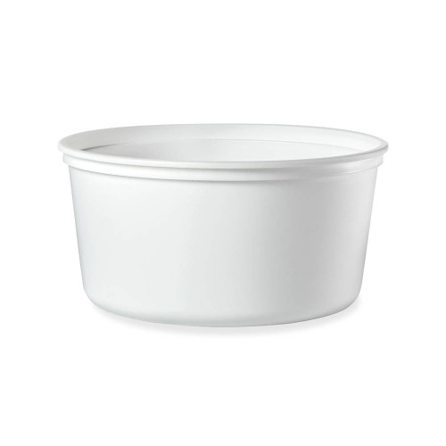 32 oz. BPA Free Food Grade Round Container (T60232CA) - 360 count - case