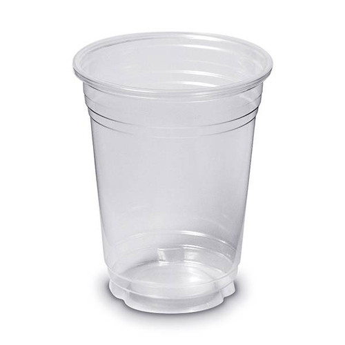16 oz. BPA Free Clear Plastic Disposable Cup (ST31416CP) - 1000 count - Case