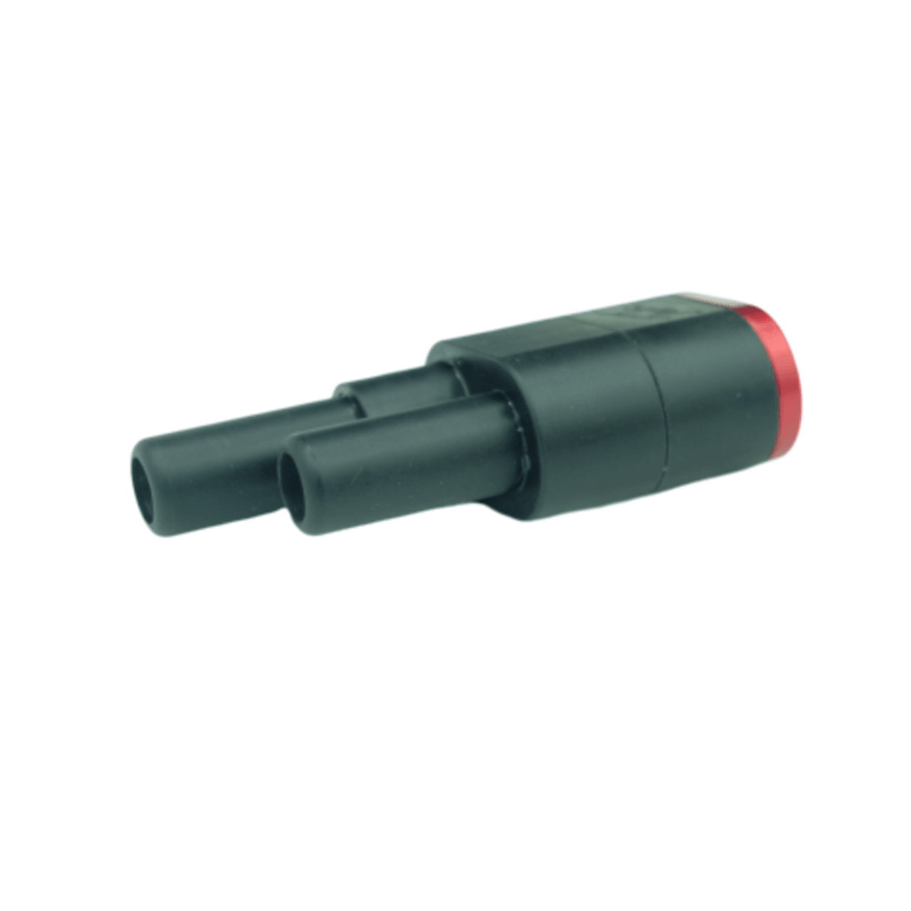 Connector CAT style jump start 2-pin plug