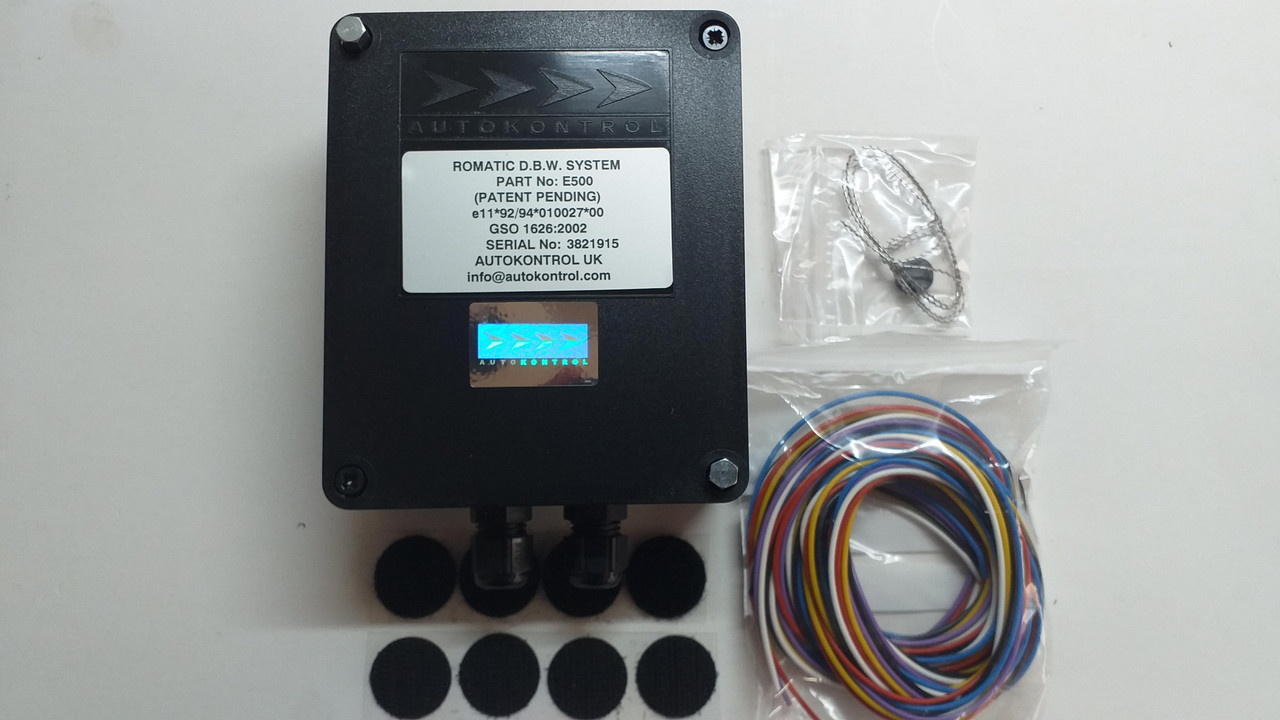 DBW Autokontrol kits with cruise Control