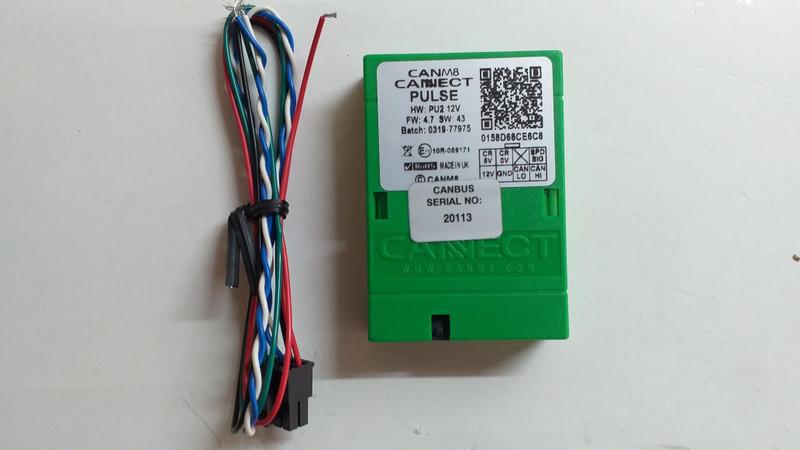 Autokontrol sensor CANbus speed (Green)