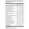 Supplement Facts Serving Size: 1 capsule; Servings Per Container: 180/90 Ingredients: Vitamin A (Natural Beta-carotene) 2083 IU, Vitamin C (Calcium ascorbate) 333 mg, Vitamin D2 (Ergocalciferol) 333 IU, Vitamin E (D-alpha tocoph acetate) 55 IU, Thiamin (Hydrochloride) 7 mg, Riboflavin (Vitamin B2) 7 mg, Niacin (Vitamin B3) 33 mg, Vitamin B6 (Pyridoxine HCl) 7 mg, Folic Acid 267 mcg, Vitamin B12 (Methylcobalamin) 10 mcg, Biotin 100 mcg, Pantothenenic Acid (Calcium pantothenate) 17 mg, Calcium (Ascorbate) 40 mg, Iodine (Potassium iodide) 17 mcg, Magnesium (Magnesium oxide) 133 mg, Zinc (Zinc picolinate) 2 mg, Selenium (Selenomethioninate) 67 mcg, Copper (Copper gluconate) 1 mg, Manganese (Manganese gluconate) 2 mg, Chromium (Chromium picolinate) 133 mcg, Molybdenum (Molybdenum citrate) 50 mcg, Grape Seed Powder Extract 33 mcg, Silicon (Silicon amino acid chelate) 2 mcg, Boron (Boron citrate) 1 mg.  Other ingredients: Vegetable cellulose (capsule).