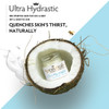 Apiceuticals Ultra Hydrastic Balm helps to quench skin's thirst, naturally.