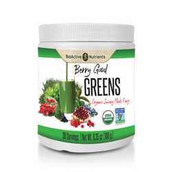 Non-GMO | Vegan | Certified Organic | Gluten-free Our special blend of three proprietary formulas contain Prebiotic, All-Natural & Certified Organic ingredients to support: Whole body detoxification*, Immune system health*, Healthy digestion*, Optimum vitality*