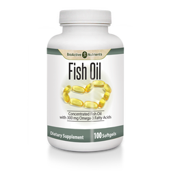 Non-GMO Formula  Fish Oil has positive effects on people of every age. It naturally has the Omega-3 Fatty Acids, EPA and DHA, which support:  Cardiovascular Health* Brain Function* Healthy Immune Response*