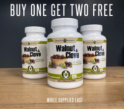 BUY ONE GET TWO FREE | WHILE SUPPLIES LAST