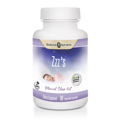 ZZZ's is a combination of ingredients formulated to help you ease your mind and relax your body so you can drift naturally off into a restful sleep. ZZZ's helps you enjoy a tranquil night and wake up refreshed and energized in the morning.*