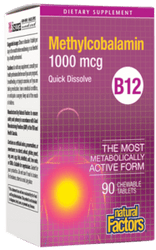 B12 Methylcobalamine