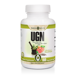 Gluten-free | Animal-free | Yeast-free  Day-to-day living exposes our bodies to all kinds of challenges to internal health. UGN is expertly formulated to help maintain intestinal integrity, in support of stronger overall health.*