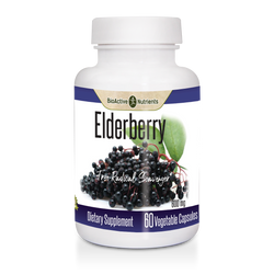 Elderberry (Sambucus nigra) is a multipurpose fruit used widely throughout Europe. As a centuries-old tradition, it has been used by herbalists as a tonic to maintain health an well-being.* More recently, elderberry has been recognized for its high nutritive value, especially for its potent free radical scavenging vitamins and anthocyanins.*