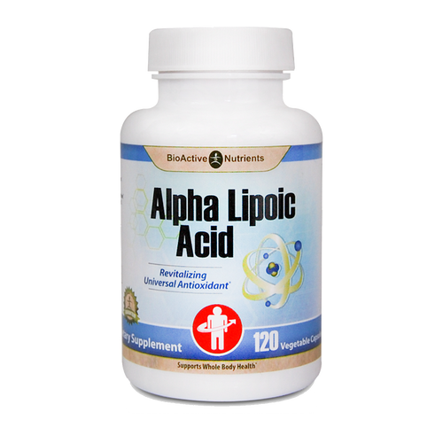 Gluten-free | Animal-free | Yeast-free A unique antioxidant known for its ability to boost the antioxidant properties of vitamins C and E. Alpha Lilpoic Acid supports: Healthy Glucose Metabolism*, Healthy Cognitive Function*, Healthy Heart Function*, Eye and Skin Health*