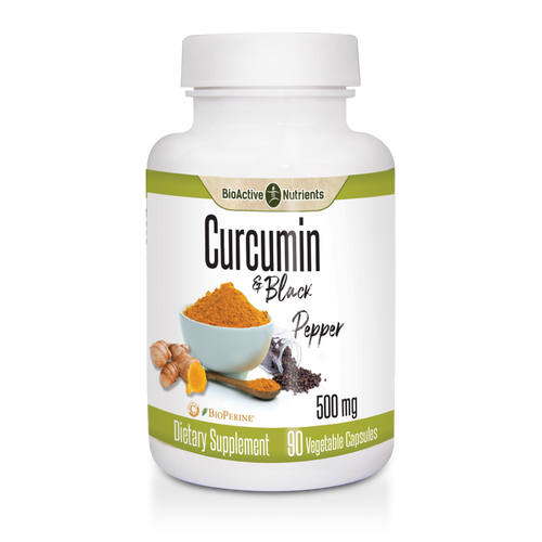 Day-to-day living exposes our bodies to all kinds of challenges to internal health. Curcumin & Black Pepper is expertly formulated to help maintain immune system integrity, in support of stronger overall health.* Curcumin is extracted from turmeric, a spice well known for its wide range of potential benefits including: Inflammation Support*, Cognitive Function Support*, Antioxidant Support*, Support for Normal Cell Growth*.